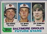 1982 Topps Baseball Complete 792 Card Set Cal...