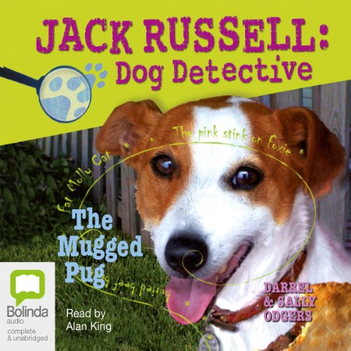 The Mugged Pug audiobook cover art
