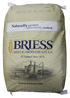 Briess 2-Row Brewers Malt For Home Brewing-50 Lbs.