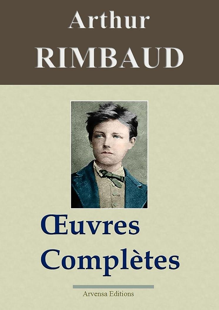 ことわざ医師見てArthur Rimbaud : Oeuvres complètes et annexes (nouvelle édition enrichie) - Arvensa Editions (French Edition)