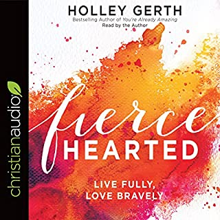Fiercehearted audiobook cover art