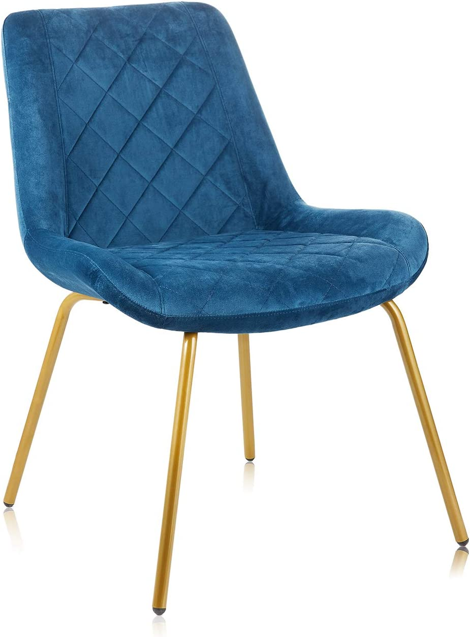 ARTOS Modern Dining Chair with Metal Seat f Cushion Wide Daily bargain sale and Leg Over item handling ☆