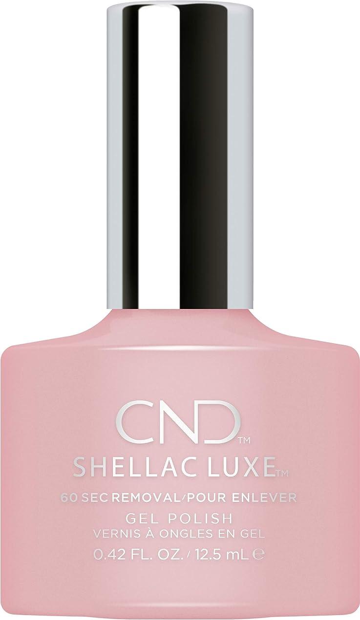 変化する以降賭けCND Shellac Luxe - Nude Knickers - 12.5 ml / 0.42 oz