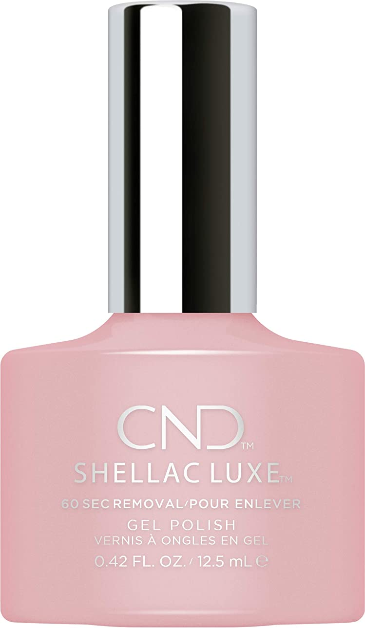 受信機スカーフ懲らしめCND Shellac Luxe - Nude Knickers - 12.5 ml / 0.42 oz
