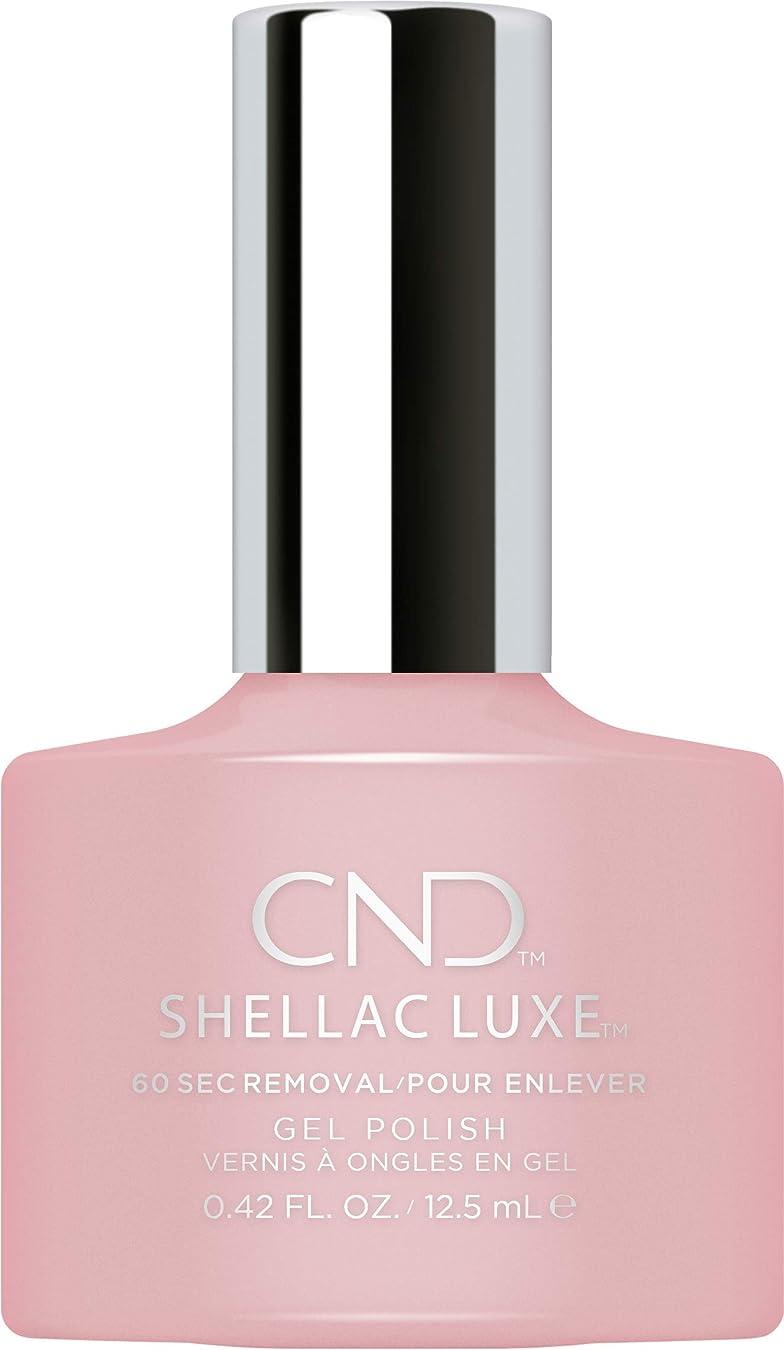 鍔シーサイド時計回りCND Shellac Luxe - Nude Knickers - 12.5 ml / 0.42 oz