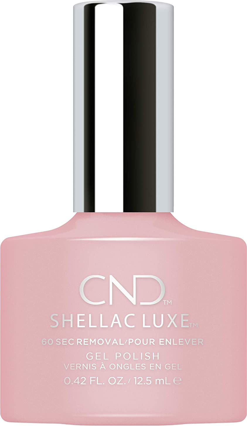 セイはさておき夜明け激怒CND Shellac Luxe - Nude Knickers - 12.5 ml / 0.42 oz