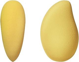 YSJJUSZ Makijaż jajko makijaż Puff Don't Eat Powder gąbka jajko mango makijaż jajko (kolor: SZ01594)