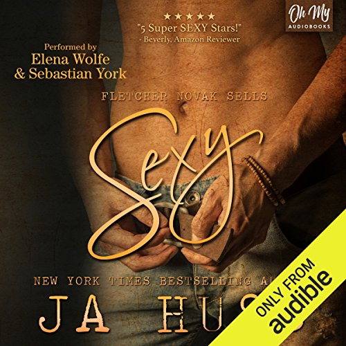 Sexy audiobook cover art