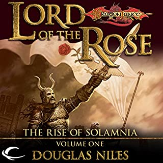 Lord of the Rose cover art
