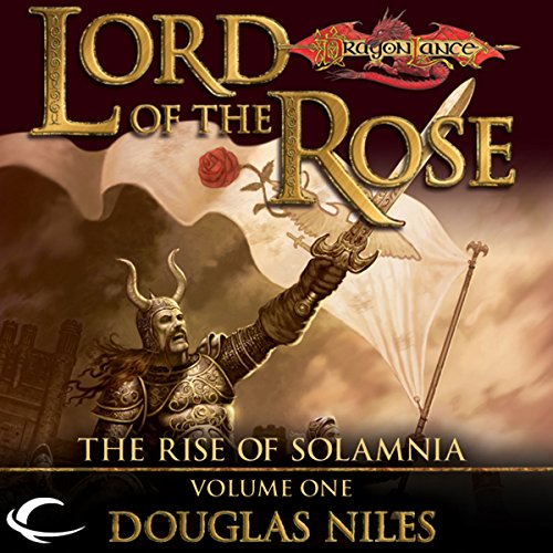 Lord of the Rose audiobook cover art