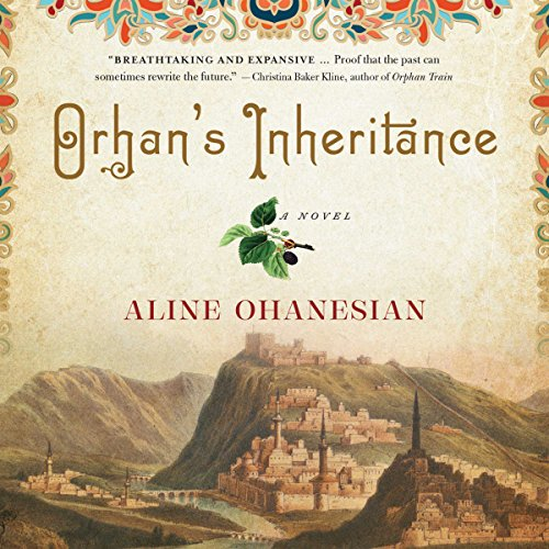 Orhan's Inheritance audiobook cover art