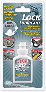 lubricant for key locks