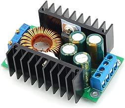 Solu Dc 12a 300w Step Down Buck Converter 7-32v to 0.8-28v Power Module LED Driver//dc-dc Voltage Step-down Module 7-32v to 0.8-28v Power Supply Buck Converter// Adjustable Step-down Power Module 24v to 12v Constant Current 12a