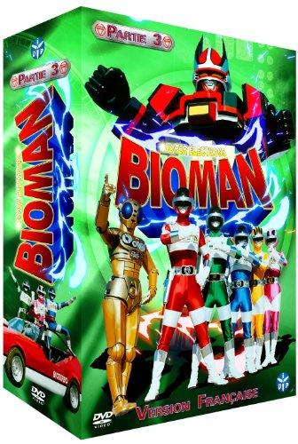Bioman-Partie 3-Coffret 4 DVD-VF