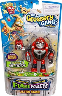 Grossery Gang The Season 3 Action Figurine - Vac Attack