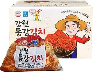 【江原東江】ガンウォンドンガン 白菜キムチ 「韓国産」 (5kg)
