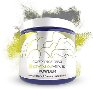 Dynamine Methylliberine Powder | 5 Grams | Coffee and Caffeine Alternative | Fast Acting Natural Energy Supplement | Heigh...