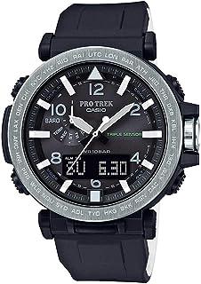 Casio Mens Quartz Watch, Analog-Digital Display and Strap - PRG-650-1DR
