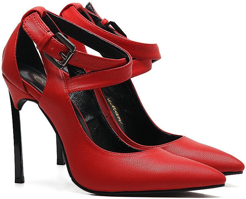 CCBubble High High High klackar Genuine läder skor Kvinnor Sheepsky läder Stiletto Pumpar damskor  bästa kvalitet bästa pris