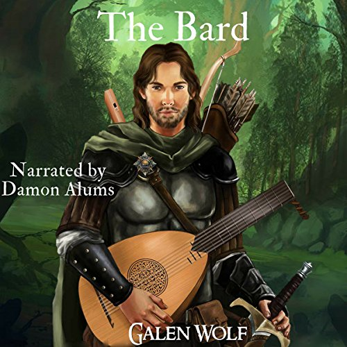 The Bard: A LitRPG Short Story audiobook cover art