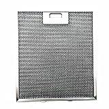 ELECTROTODO Filtro metálico antigrasa Campana extractora Fagor medidas 26,5x30,5 cm KE0001781