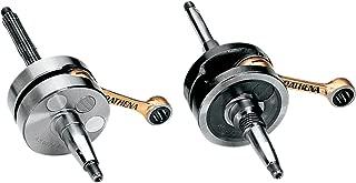 Athena Replacement Crankshaft for 70cc Big Bore Kit For Yamaha YJ50 Vino 2002-2004 / Yamaha YW50 Zuma 2002-2005 (see specifications) - 068014/1 - 68-4521