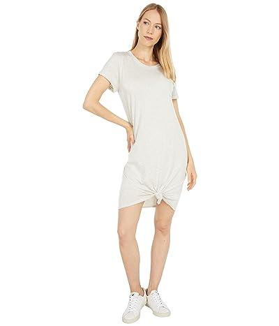Lucky Brand Twist Front Shirtdress