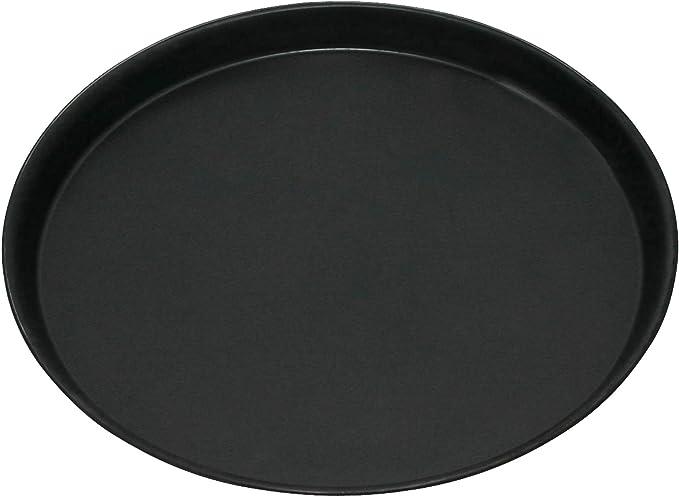3 Stück Pizzableche 340x450x25mm Pizzablech Pizza Blaublech Backblech Eckig