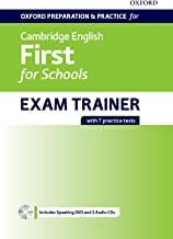 Scaricare Libri Oxford preparation and practice for Cambridge english. First for schools exam trainer. Student's book. Pack without Key. Con espansione online: ... the Cambridge English: First for Schools exam PDF