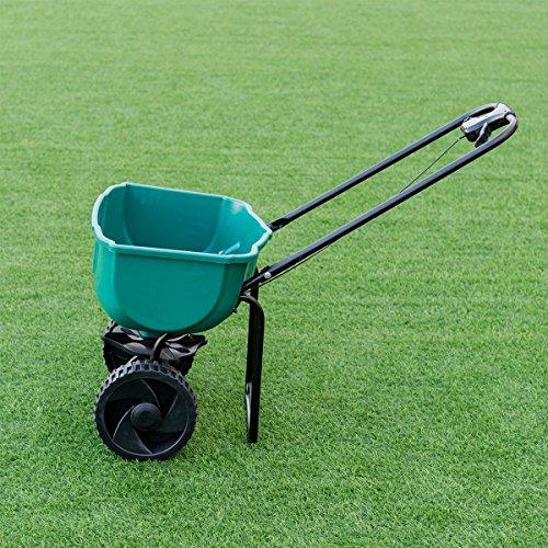 Goplus Fertilizer and Seed Push Spreader