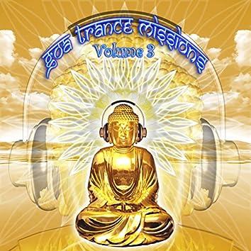 Goa Trance Missions v.3 (Best of Psy Techno, Hard Dance, Progressive Tech House Anthems)