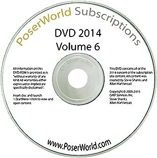 Poser World 3D Models DVD 6