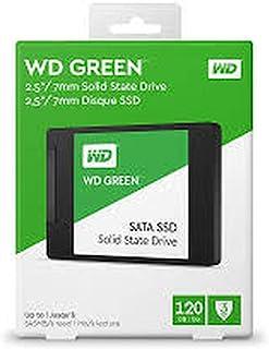 WD Green 120GB SSD 2.5 -SATA3 7MM- WDS120G2G0A