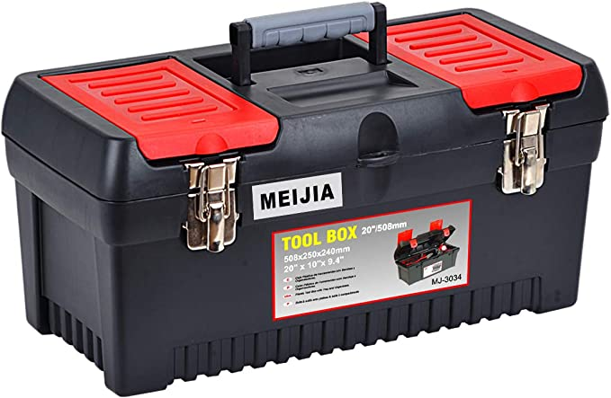 58 opinioni per MEIJIA Organizzatori di utensili,Cassette porta attrezzi,Cassetta porta attrezzi