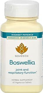 SAVESTA BOSWELLIA, 60 Cap 2 Pack