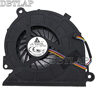 FCQLR New Cooling Fan Compatible for HP All-in-One 20-c001na 20-c001nf 20-c001nh 20-c001ni 20-c001nk 20-c012nf 20-c012ns 20-c012ur 20-c013d 20-c013nf Laptop Fan