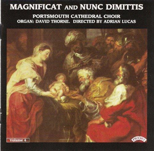 Magnificat and Nunc Dimittis, Volume 4
