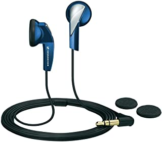 Sennheiser MX 365 Blue 505435 - Auriculares de botón, azul