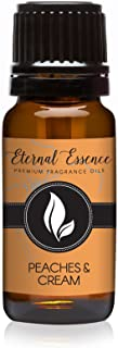 Peaches & Cream Premium Grade Fragrance Oil - 10ml - Scented Oil