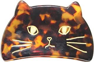 Zoylink Hair Claw Fashion Cat Shape Non-Slip Jaw Clip Hair Claw Clip for Women Girls