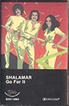 SHALAMAR: Go for It Cassette Tape