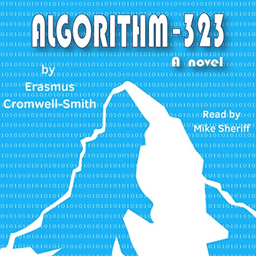 Algorithm-323 audiobook cover art