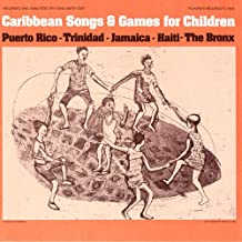 Caribbean Songs & Games / Various