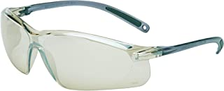 UVEX by Honeywell A704 Series Safety Eyewear Indoor/Outdoor Lens with Anti-Scratch Hardcoat
