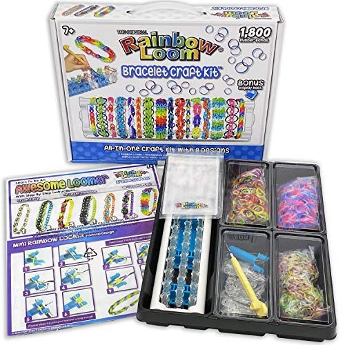 Rainbow Loom Bracelet Craft Kit