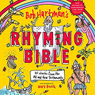 Bob Hartman's Rhyming Bible audiobook cover art