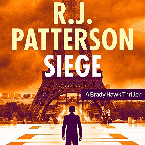 Siege audiobook cover art
