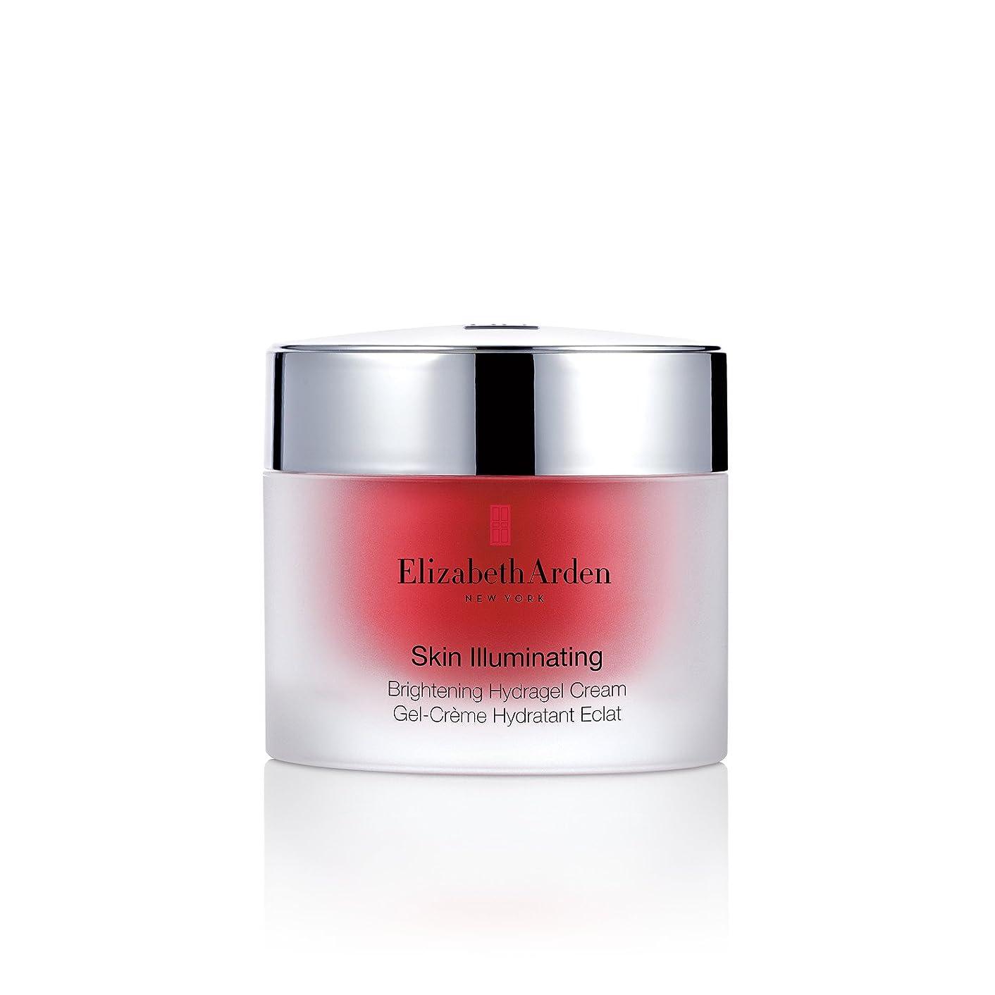 ジャーナルアルミニウムフォーマットエリザベスアーデン Skin Illuminating Brightening Hydragel Cream 50ml/1.7oz並行輸入品