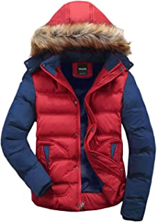 Best mens bubble jacket with fur collar Reviews