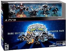 Skylanders SWAP FORCE Exclusive PS3 Starter Pack DARK EDITION